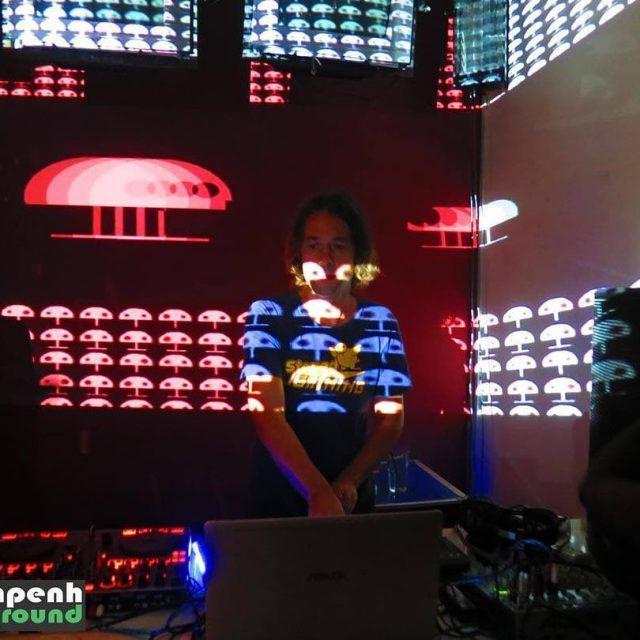Bass Session at Meta House 220213 phnompenhunderground ppug dancemusic clubculturehellip