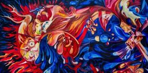 dina 1 300x149 WASH   Triptych review