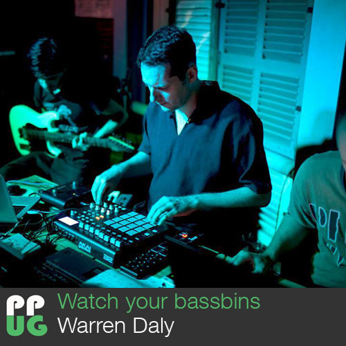 warren daly mix