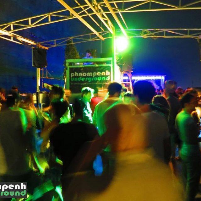 Phnom Penh Underground presents High Rise 280215 phnompenhunderground ppug dancemusichellip