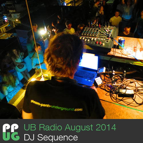 DJ Sequence UB Radio August 2014