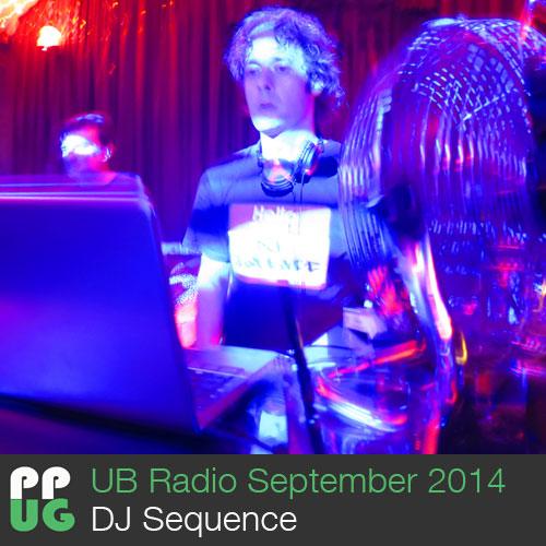 DJ-Sequence-UB-Radio-September-2014
