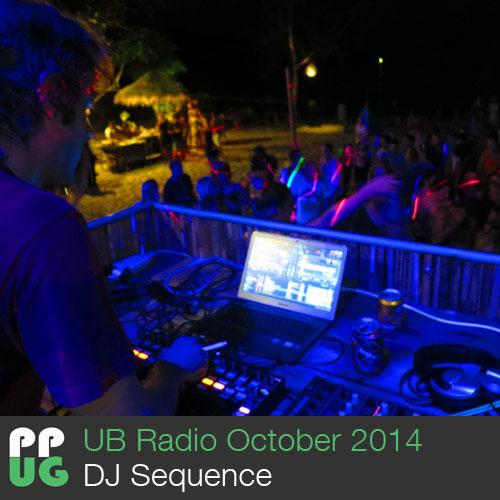 DJ-Sequence-UB-Radio-October-2014