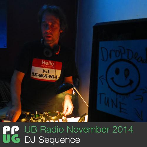DJ-Sequence-UB-Radio-November-2014