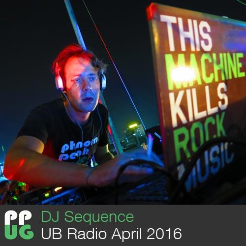 DJ-Sequence-UB-Radio-April-2016