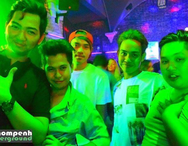 Phnom Penh Underground at Club love 141216 phnompenhunderground ppug dancemusichellip