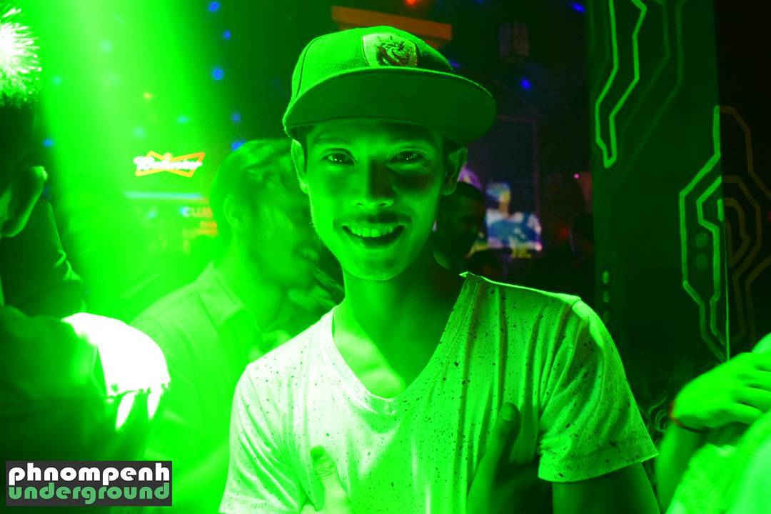 Phnom Penh Underground at Club Love 180317 very cool phnompenhundergroundhellip
